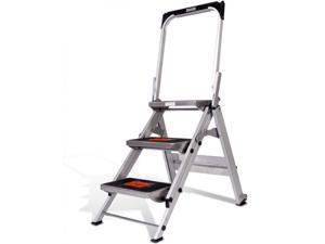 3 Step Little Giant Safety Step ladder stool 10310BA