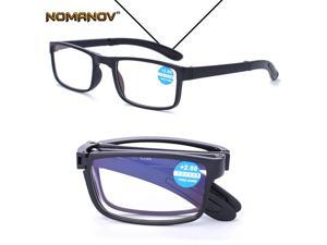 TR90 Comfortable Folding Portable Ultralight Anti-fatigue Men Women Reading Glasses +0.75 +1.25 +1.5 +2.00 +1.75 TO +4