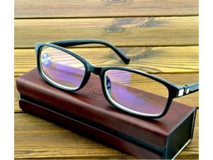 TR90 Classic Fashion Rectangle Retro Multi-layer Coating Reading Glasses +0.75 +1 +1.25 +1.5 +1.75 +2 +2.5 +2.75 to +4