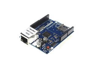 Arduino Ethernet W5100 Network Expansion Development Board Learning DIY SD Card UNO MEGA 2560 Shield