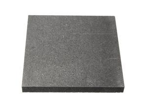 100*100*10mm High Purity Graphite Block Electrode Rectangle Plate Blank Sheet Promotion Price