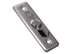 3A/36V DC Stainless Steel Switch Panel Door Exit Push Home Release Button Access Control Best Price