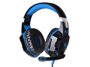 Stereo Bass Gaming Headphone Headset Headband Headset Earphone Headphone Gaming Earphone Headphone with Mic for PC Game
