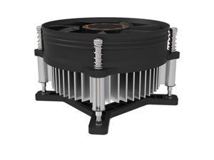 2018 NEW LYF CPU Cooling Cooler Fan Heatsink 7 Blade For Intel LGA INTEL LGA775 E6850 CPU Case Cooling Fan