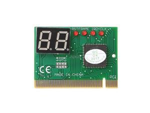 2-Digit Code PCI Card Motherboard Analyzer Diagnostic Post Tester For Laptop/PC Z07 Drop ship