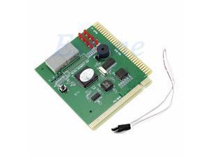 4Digit PC Computer Diagnostic Card Motherboard Mainboard POST Tester PCI ISA Z17 Drop ship