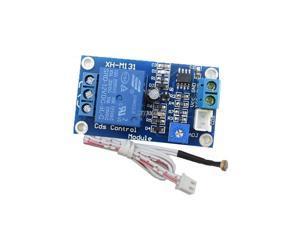 DC 5V XH-M131 Light Control Switch Relay Photoresistor Module Detection Sensor Z09 Drop ship