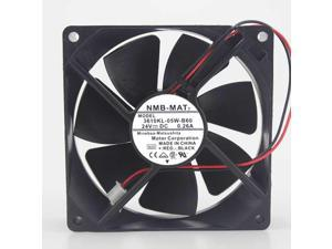 For Sanyo 109P0412B301 4028 12V 0.28A three wire cooling fan