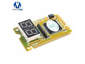3 in 1 Mini PCI/PCI-E LPC PC Laptop Analyzer Tester Diagnostic Post Test Card Diy Electronic Board Module