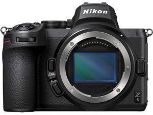 Nikon Z5 Mirrorless Digital Camera Body 24.3 MP Full-Frame