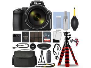 Nikon Coolpix P950 Digital Camera with 83x Zoom + Flex Tripod 32GB Accessory Kit