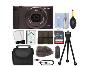Sony ZV-1 20.1MP Digital Camera 4K Video + 16GB Kit