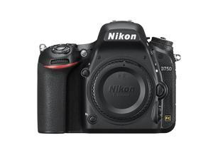 Nikon D750 Digital SLR Camera Body 24.3MP FX-format