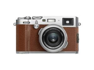 Fujifilm X100F 24.3MP Digital Camera Full HD Wi-Fi Brown International version