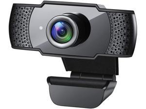HD Webcam 1080P Web Camera With Microphone For Laptop Tabet PC
