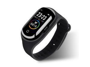 2 in 1 2 In 1 Smartwatch / Sport Bracelet Bluetooth Tws Earbuds Headset Earphone