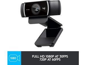Logitech C922x / C922 Pro Stream Webcam – Full 1080p HD Camera