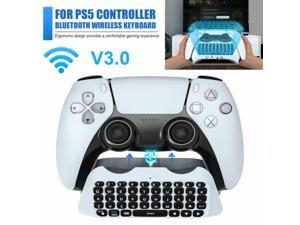Mini BT Wireless Wireless Keyboard Chatpad GamePad For PS5 PlayStation5 Controller