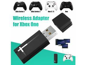 Wireless USB Gaming Receiver Adapter For Xbox One PC Controller Windows 10 8 7