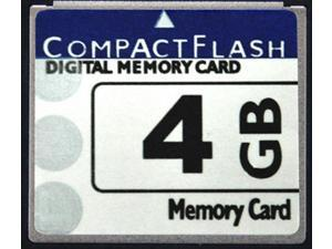 4gb cf card 4GB CF Memory Card for Digital Cameras Cellphones GPS by MicroData