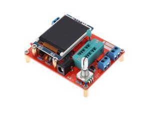 Multifunctional GM328 Transistor Tester LCD Tester Diode Capacitance ESR Voltage Frequency Meter PWM Square Wave Signal Generator