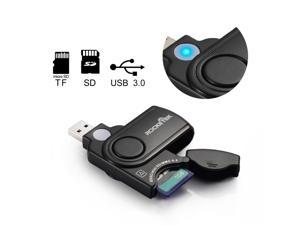 USB 3.0 Memory Card Reader for SD Card,TF, micro SD Cards usb card reader adapter sdxc sdhc