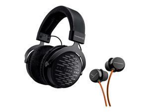Beyerdynamic DT 1990 Pro Studio Headphones with Earbuds + Extended Warranty