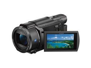 Sony FDR-AX53 4K Ultra HD Handycam Camcorder FDRAX53/B (International Model)