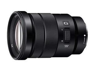 Sony G-Series E PZ 18�105 mm F4 G OSS Lens for Sony (SELP18105G)