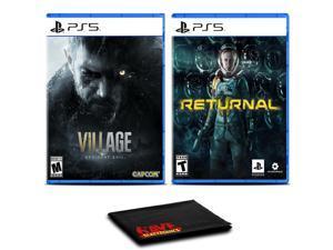 Resident Evil Village and Returnal - Two Game Bundle For PlayStation 5