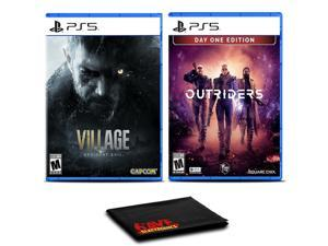 Resident Evil Village and Outriders Day One Edition - Two Games For PS5
