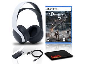 PULSE 3D Wireless Headset Bundle with Demon's Souls - For PlayStation 5