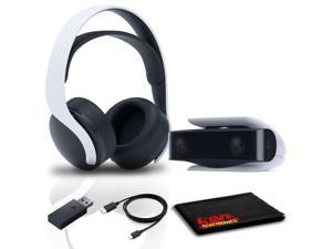 PULSE 3D Wireless Headset Bundle with HD Camera - For PlayStation 5