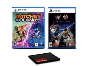 Ratchet and Clank: Rift Apart and The Nioh Collection - Two Games For PS5