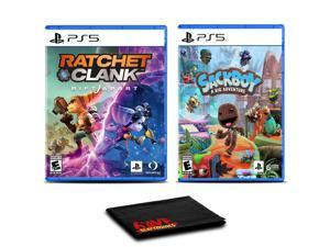 Ratchet and Clank: Rift Apart and Sackboy: A Big Adventure - Two Games For PS5