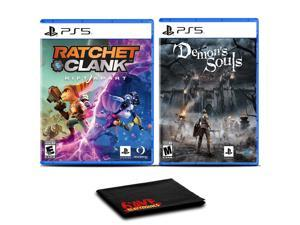 Ratchet and Clank: Rift Apart and Demon's Souls - Two Game For PS5