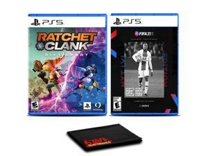 Ratchet and Clank: Rift Apart and FIFA 21 Next Level - Two Games For PS5