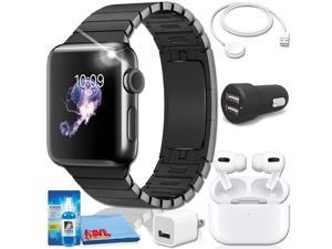 Apple Watch Series 2 Stainless Steel with Airpods Pro Bundle
