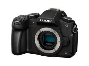 Panasonic Lumix DMC-G85 Mirrorless Micro Four Thirds Digital Camera (Body Only)International Model