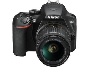 Nikon D3500 DSLR w/ AF-P 18-55mm  VR Lens (Black) 1590