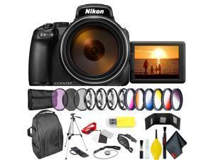 Nikon COOLPIX P1000 Digital Camera Professional Kit Intl Model