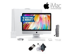 Apple iMac MNE02LL/A  21.5 Inch, 3.4GHz Intel Core i5, 8GB RAM, 1TB Fusion Drive, Silver   Office Bundle With Warranty