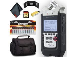 Zoom H4n Pro 4-Channel Handy Recorder Basic Bundle
