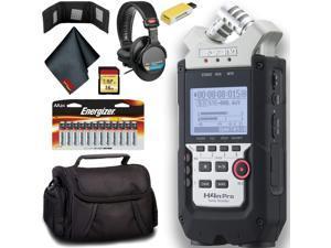Zoom H4n Pro 4-Channel Handy Recorder Standard Bundle