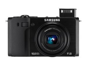 Samsung 10 MP Digital Camera with 3x Optical Zoom (Black)