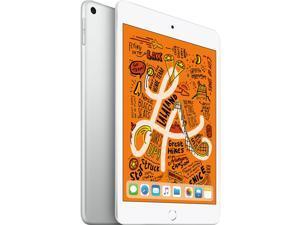 """Apple 7.9"""" iPad mini (Early 2019, 64GB, Wi-Fi Only, Silver)"""