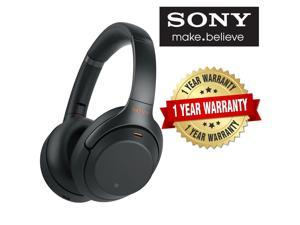 Sony Wireless Noise-Canceling and Over-Ear Headphones