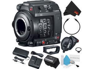Canon EOS C200 Cinema Camera EF Mount 2215C002 Basic Bundle