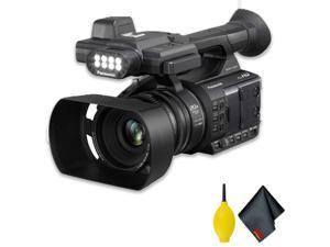 Panasonic� AG-AC30 Full HD Camcorder with Touch Panel LCD Viewscreen and Built-In LED Light� Basic Accessory Bundle