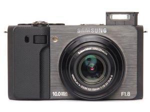Samsung EC-EX1 10MP Digital Camera - Grey (International Model)